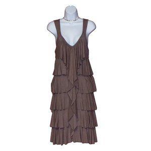 Cynthia Rowley Tiered Dress